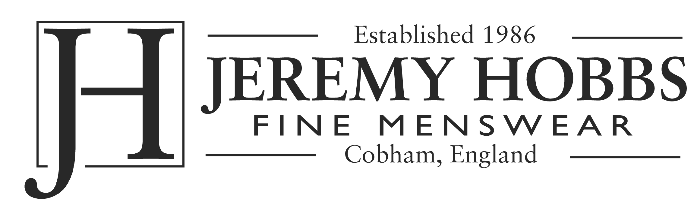 Jeremy Hobbs | Menswear in Cobham | Gant, Tommy Hilfiger, Hackett